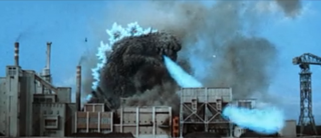 File:Godzilla SoshingekiGoji Destroys New York with Atomic Breath in 1999 DAM Destroy All Monsters.png