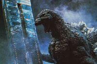 GVSG - Godzilla Attacks Fukuoka Tower