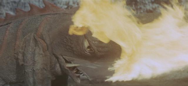 File:Gamera - 5 - vs Guiron - 35 - Guiron Gamera Fire.png