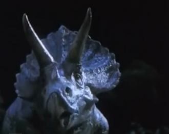 Actual Triceratops from RomIII