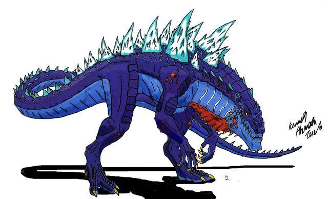 File:Neo Daikaiju ZILLA by Dino master.jpg