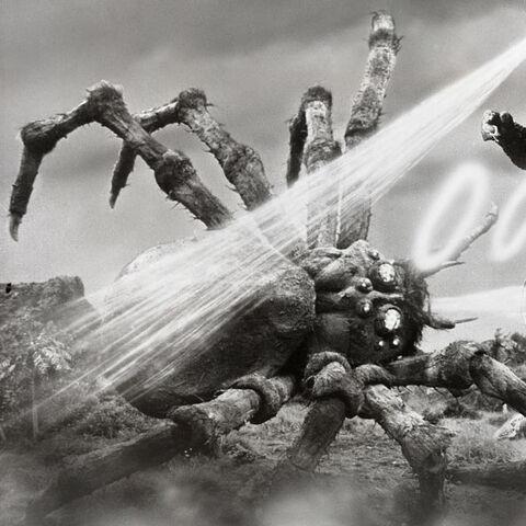 File:Godzilla.jp - 10 - ShodaiKumo Kumonga 1969.jpg