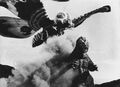 MVG - Mothra Behind Godzilla