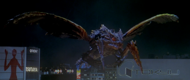 File:Godzilla vs. Megaguirus - You can actually see Megaguirus' strings in this picture.png