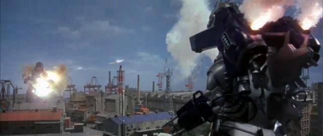 File:Godzilla X MechaGodzilla - Kiryu Fires.png