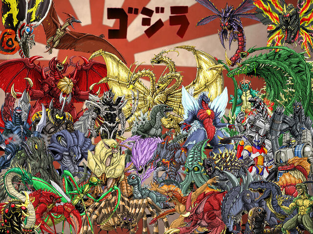File:Godzilla monsters in deviantart.jpg