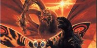 Godzilla, Mothra and King Ghidorah: Giant Monsters All-Out Attack (Soundtrack)