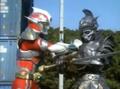 Guyferd vs Metal Master