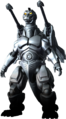 Super MechaGodzilla (PS3)