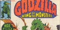 Godzilla, King of the Monsters (Marvel) Issue 4