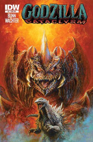 File:Godzilla Cataclysm Issue 5 CVR SUB.jpg