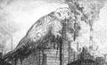 Concept Art - Godzilla vs. Hedorah - Hedorah 1