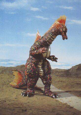 Titanosaurus in Terror of MechaGodzilla (click to enlarge)