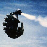 Godzilla.jp - Flying Godzilla