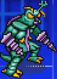 File:Gojira Kaiju Dairantou Advance - Character Sprites - Megalon.png