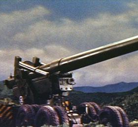 155mm Howitzer M2