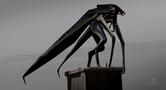 Concept Art - Godzilla 2014 - Winged MUTO 4