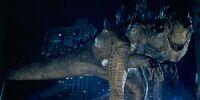Godzilla design (1998 film)