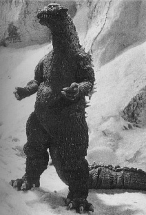 The GyakushuGoji as it is seen in Godzilla Raids Again