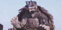 Gamera 3: Revenge of Iris/Gallery