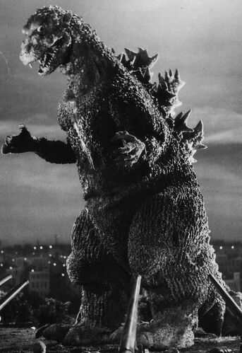 Godzilla Showa Wikizilla Fandom Powered By Wikia
