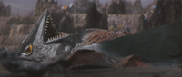 Gamera - 5 - vs Guiron - 17 - Guiron Cuts Space Gyaos' OTHER Wing.png