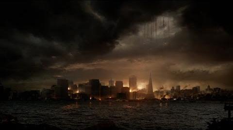 Godzilla - Official Teaser Trailer HD