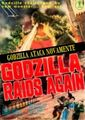 Godzilla Raids Again Poster Brazil