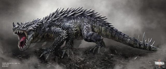File:Concept Art - Godzilla 2014 - Josh Nizzi Rokmutul.jpg