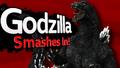 Super Smash Bros Godzilla 1989