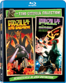 Godzilla Movie DVDs - TOHO GODZILLA COLLECTION Godzilla vs. King Ghidorah and Godzilla and Mothra The Battle For Earth -Sony-