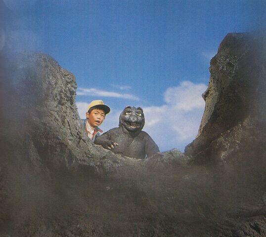 File:AMA - Ichiro and Minilla.jpg