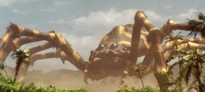 The FinalKumo as it is seen in Godzilla: Final Wars