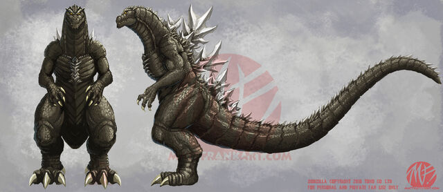File:Gigantis Goji turnaround by KaijuSamurai.jpg