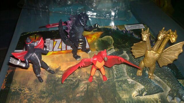 File:Godzilla Argentina Bootlegs.JPG