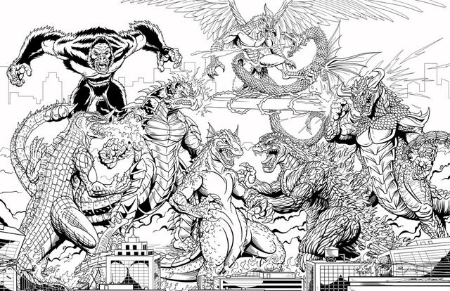 File:Kaiju of the world by kaijuverse.jpg