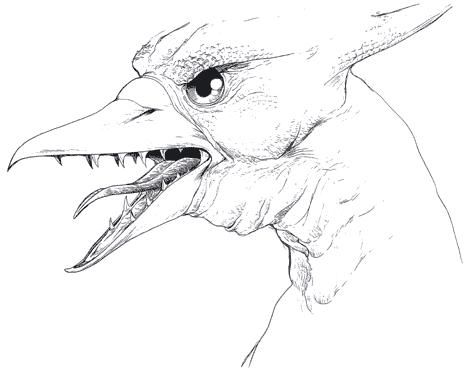 File:Concept Art - Godzilla vs. MechaGodzilla 2 - Rodan Head 2.png