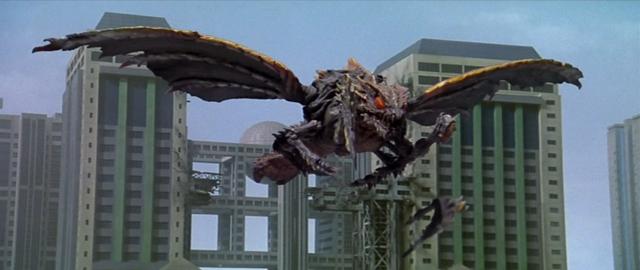 File:Godzilla vs. Megaguirus - Megaguirus' pincer falls off.png