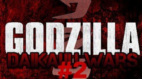Godzilla DaiKaiju Wars Trailer 2