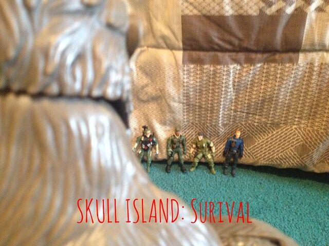 File:Skull Island- Survival Poster.jpg