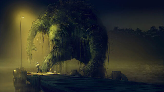 File:960x540 1354 Swamp monster 2d horror swamp monster fantasy painting picture image digital art.jpg