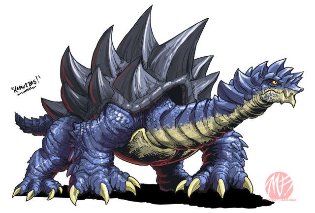 File:Godzilla Neo KAMOEBAS by KaijuSamurai.jpg