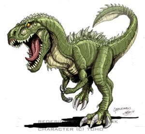 Godzillasaurus Neo