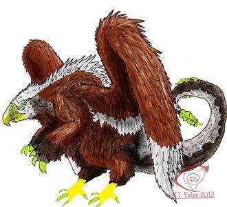 Kaiju Eagle