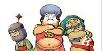 Mr. Goemon Team