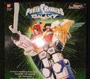 Deluxe Galaxy Megazord