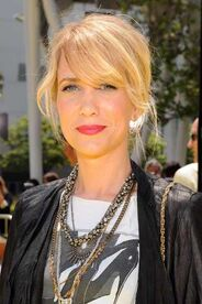 Kristen Wiig Layered Necklaces Layered Gold CSHAaELAO-hl