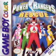 32 4968 0 PowerRangersLightspeedRescue