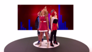 Gemma and Holly in Lay the Rhythm Down (The Go!Go!Go! Show, Nick Jr.)