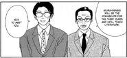 Miura sensei